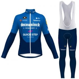 """Maillot QUICK STEP Termico Hombre OUTLET """"solo maillot"""""""