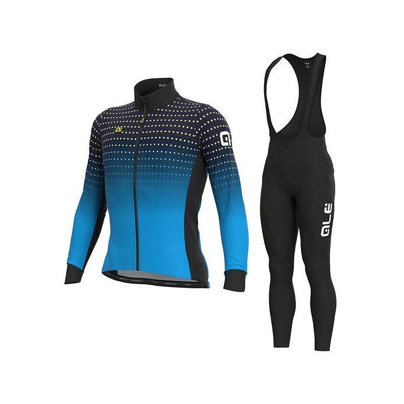 Equipación ciclismo ALE 2021 Térmico hombre OUTLET