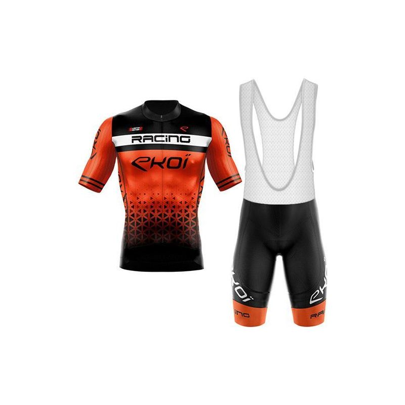 Equipación ciclismo EKOI 2021 Corta Hombre OUTLET