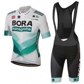 Equipación ciclismo BORA 2021 Corta Hombre OUTLET