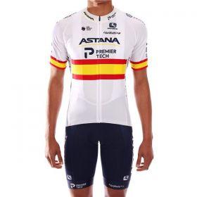 Equipación ciclismo ASTANA 2021