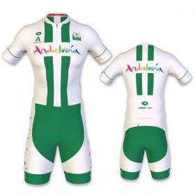 Equipación ciclismo ANDALUCIA 2021