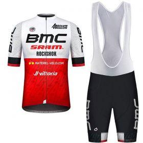 Equipación ciclismo BMC 2021