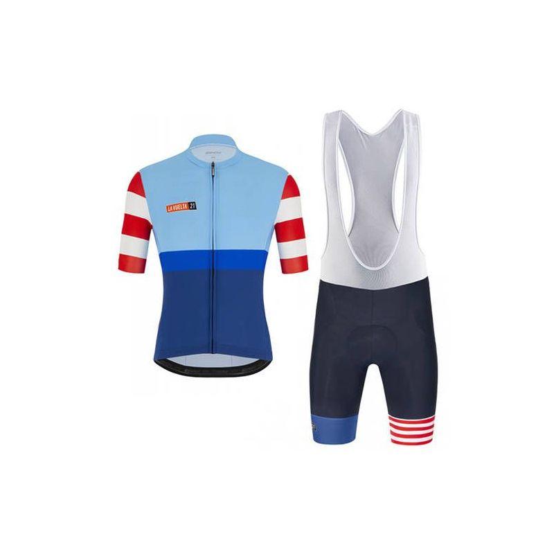 Equipación ciclismo LA VUELTA ALTU D'EL GAMONITEIRU 2021