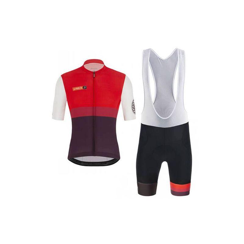Equipación ciclismo LA VUELTA BURGOS 2021