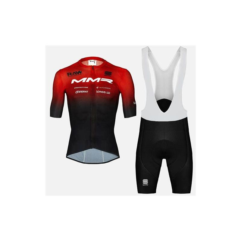 Equipación ciclismo MMR 2021