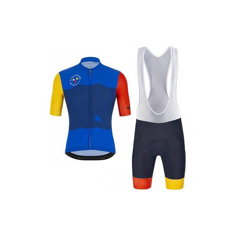 Equipación ciclismo NIBALI 2021