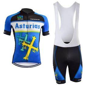Equipación ciclismo ASTURIAS 2021