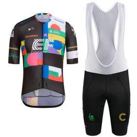 Equipación ciclismo EF EDUCATION FIRST 2021