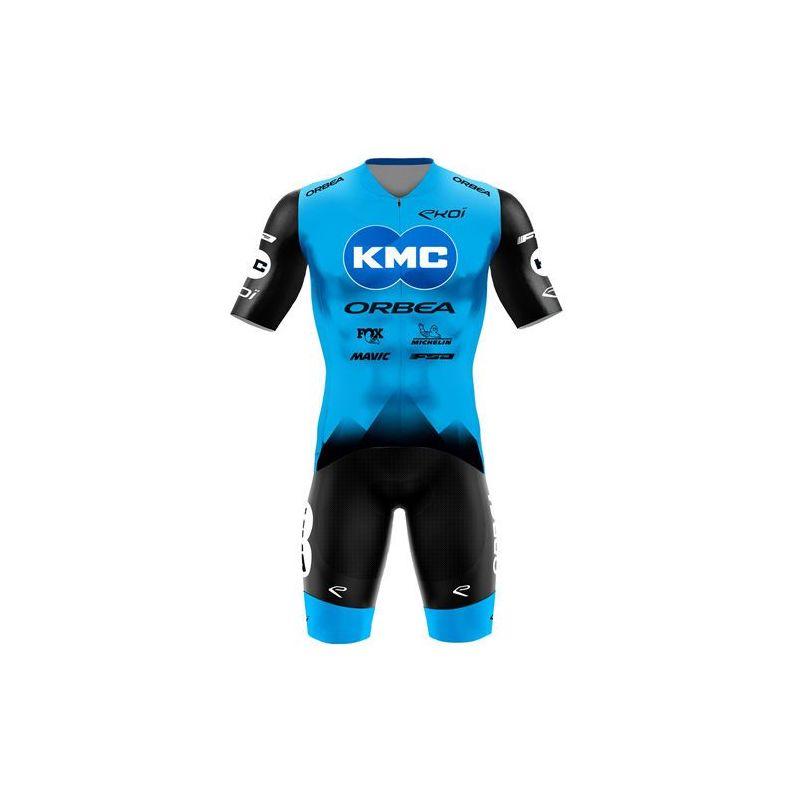Equipación ciclismo KMC ORBEA 2021