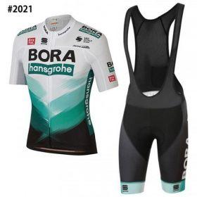 Equipación ciclismo BORA 2021 Corta MUJER OUTLET