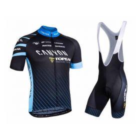 Equipación ciclismo CANYON 2021 Corta Hombre OUTLET