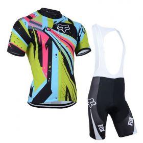 Equipación ciclismo FOX 2021 Corta Hombre OUTLET