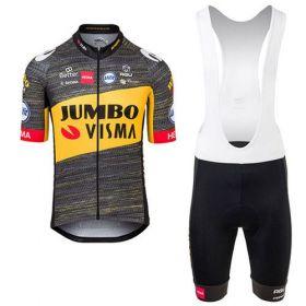 Equipación ciclismo JUMBO VISMA 2021