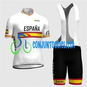 Equipación ciclismo ESPAÑA JUEGO OLIMPICOS 2021