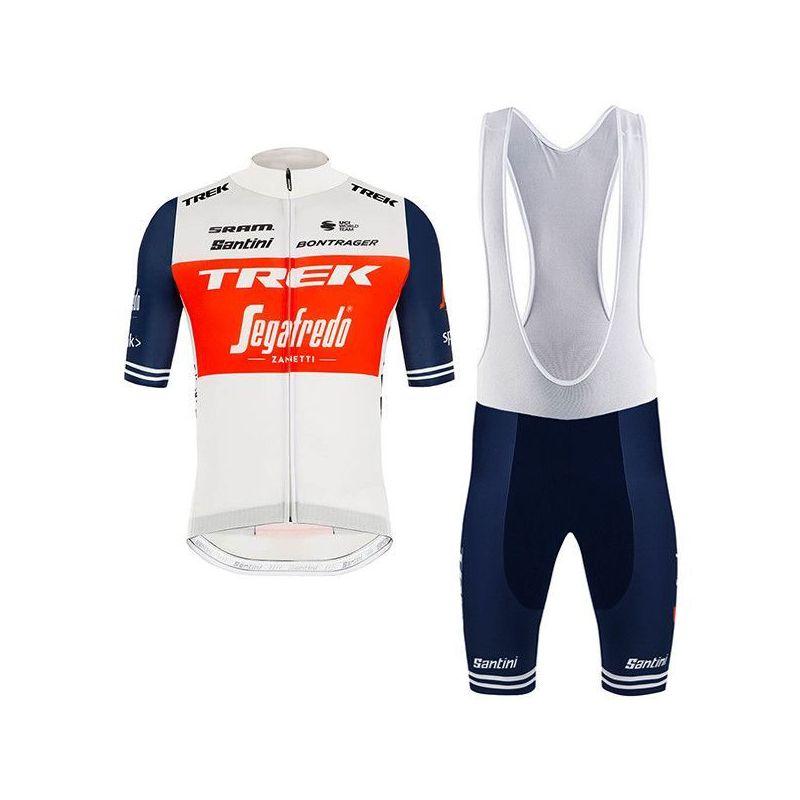 Equipación ciclismo TREK 2021 Corta Hombre OUTLET