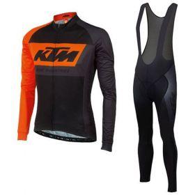 Equipación ciclismo KTM 2020 Térmico hombre OUTLET