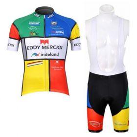 Equipación Eddy Merckx
