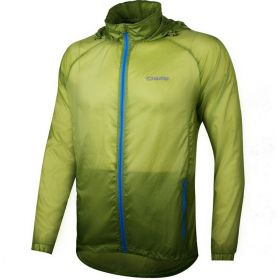 Chaqueta impermeable Outto Verde